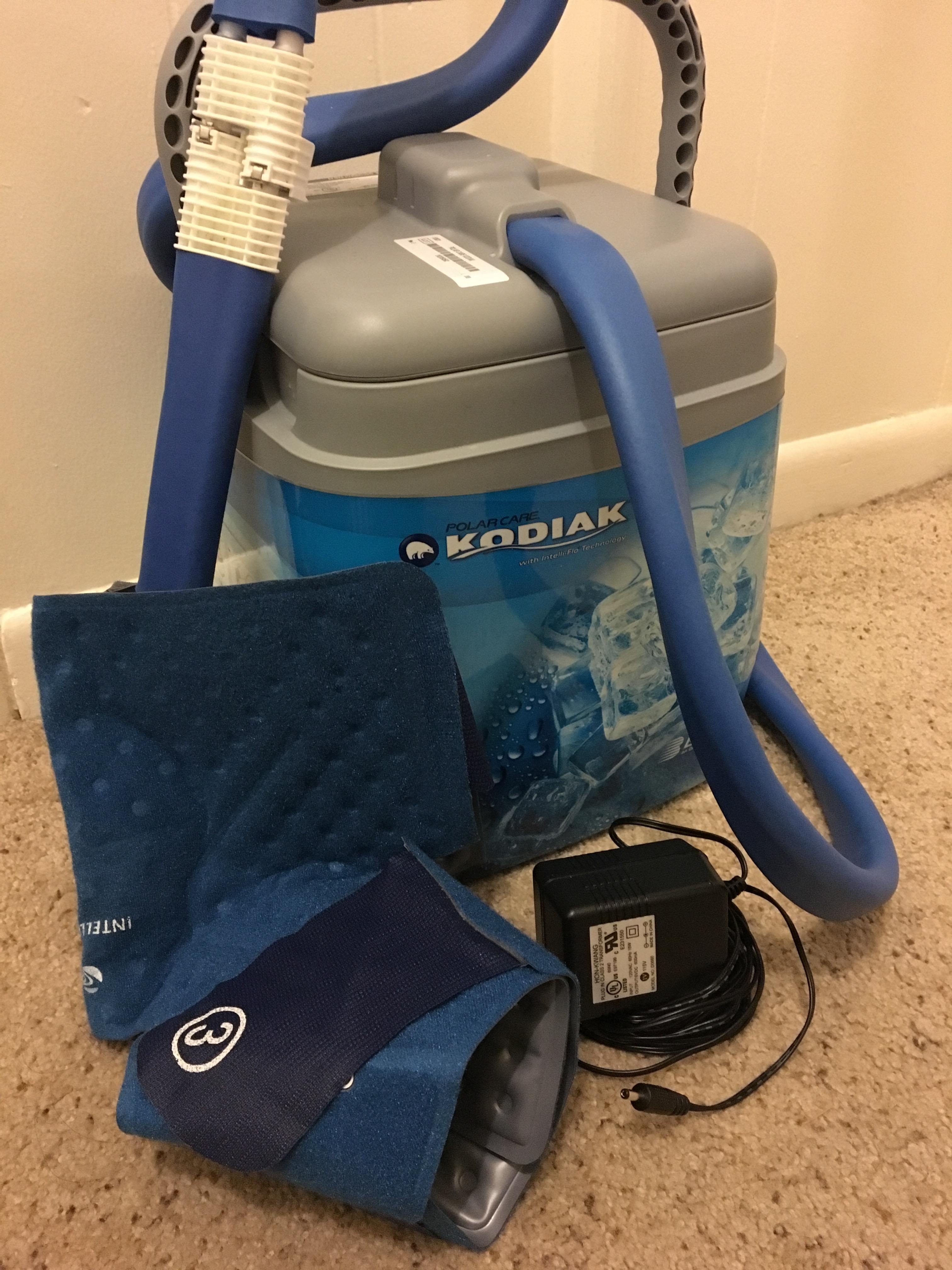 kodiak cold therapy machine